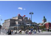 Sztokholm, teatr.