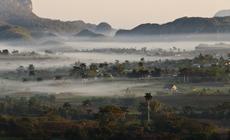 Krajobraz Parku Narodowego Vinales