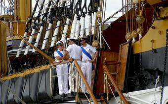 Szkoła Morska w Hamburgu kształci tysiące zawodowych marynarzy