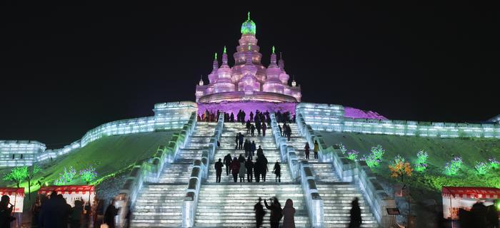 Festiwal Lodu w Harbin