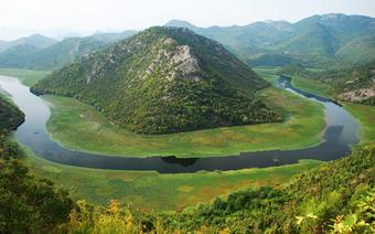 Bałkany - Jezioro Szkoderskie