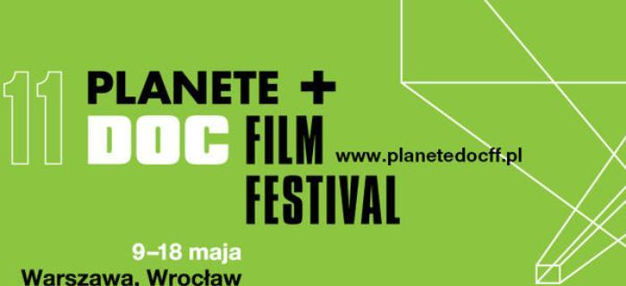 Logo  PLANETE+ DOC Film Festival