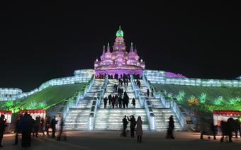 Festiwal Rzeźby Lodowej w Harbin, Chiny