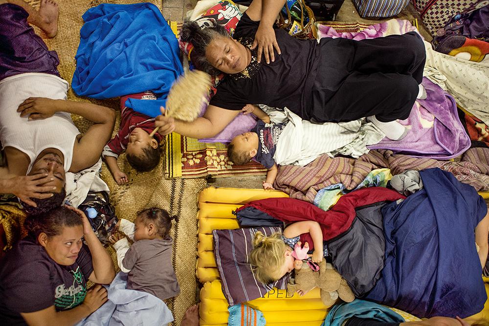 Wyspy Pacyfiku: Przeprawa promem na Vava'u
