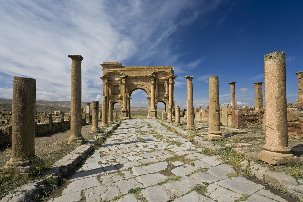 Tipaza, Algieria